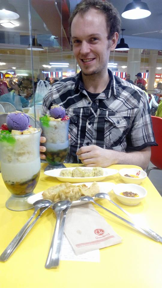 I would have gladly eaten Jenny's halo-halo if she let me.