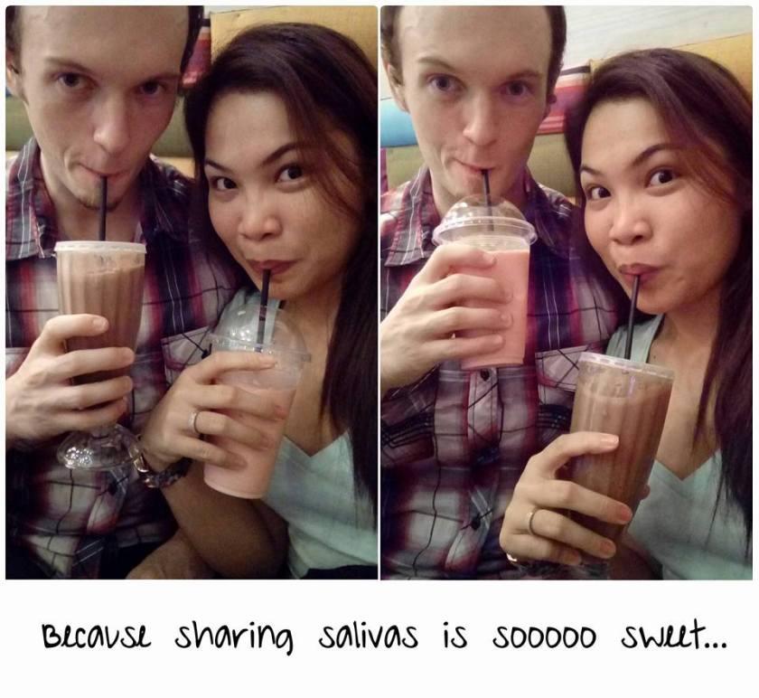 Photo, editing, and ordering milkshakes credit to Jenny.