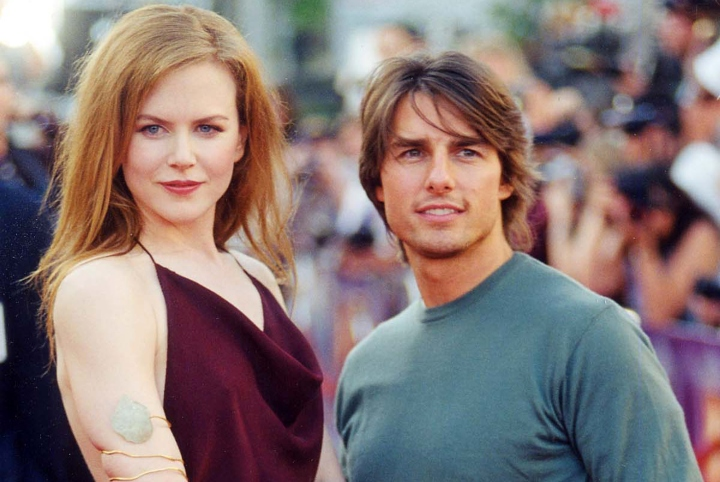 """""""Kidman"""" is actually the perfect name for Cruise as he's the size of a kid with the face of a man."""