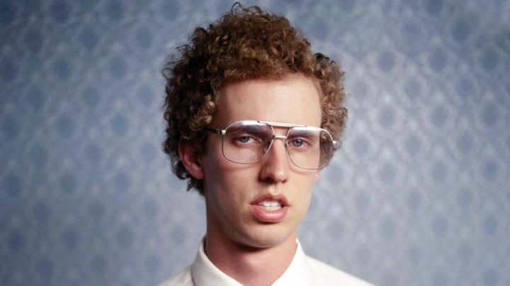 Napoleon Dynamite is a great example of a mouth breather and a character nobody talks about after turning 17.