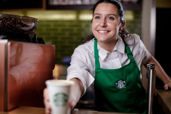 Starbucks Barista poop