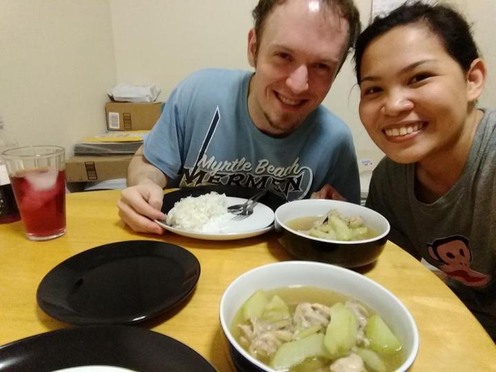 Tinola Filipino Soup