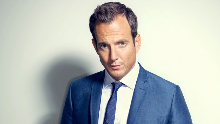 Will Arnett haircut