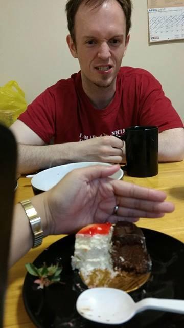 cake defense