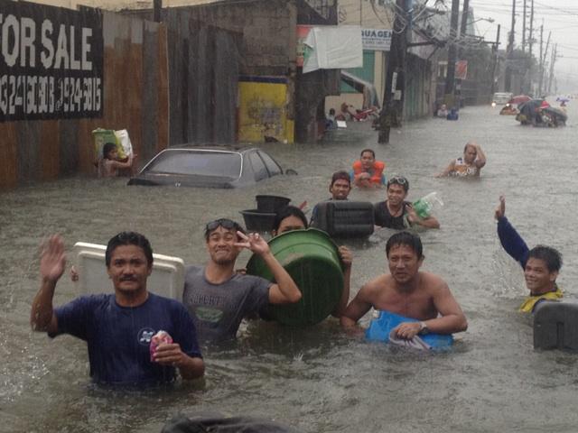 flood philippines