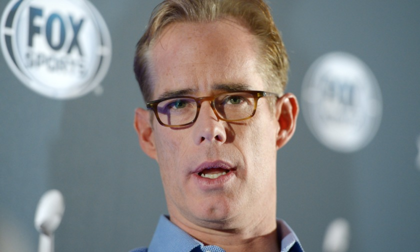 joe buck hair plugs