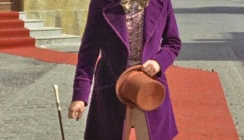 willy wonka cane