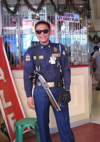 filipino security