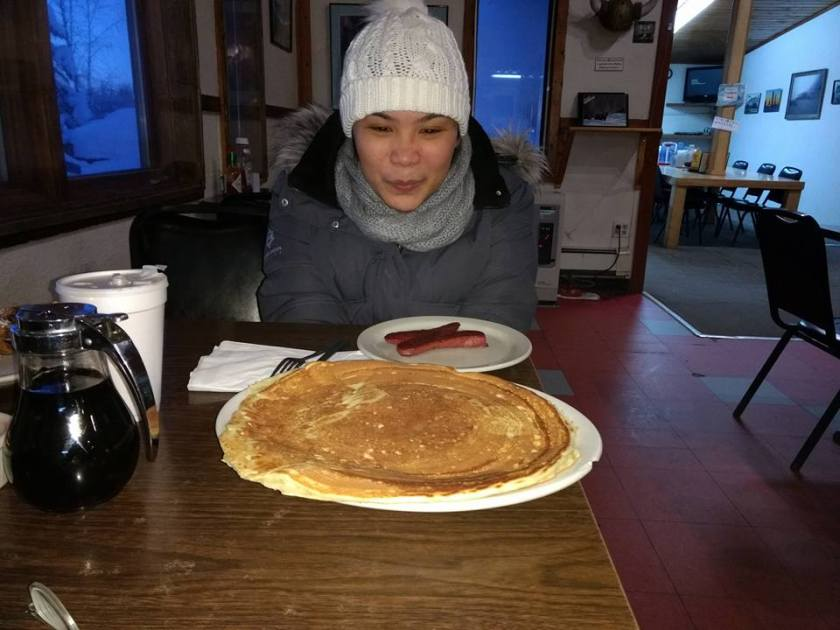 pancake model
